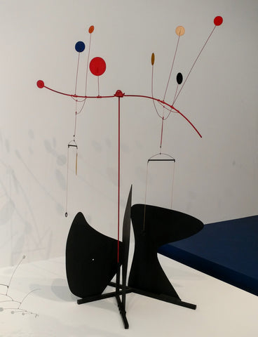 Alexander Calder Mobile at The Whitney Museum