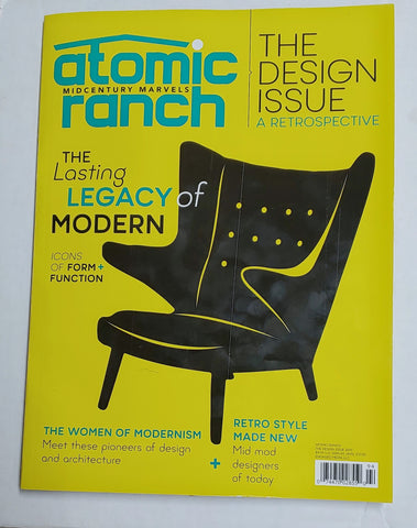 Atomic Ranch design issue cover