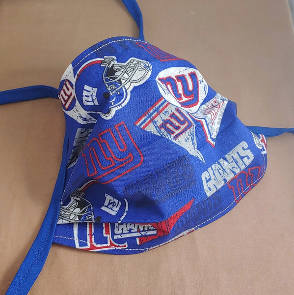 New York Giants Fabric Face Mask