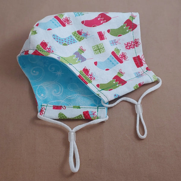 Christmas Stockings Fabric Face Mask