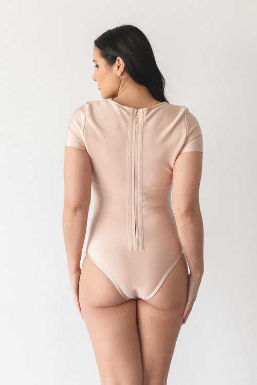 CLEO BODYSUIT | BLUSH