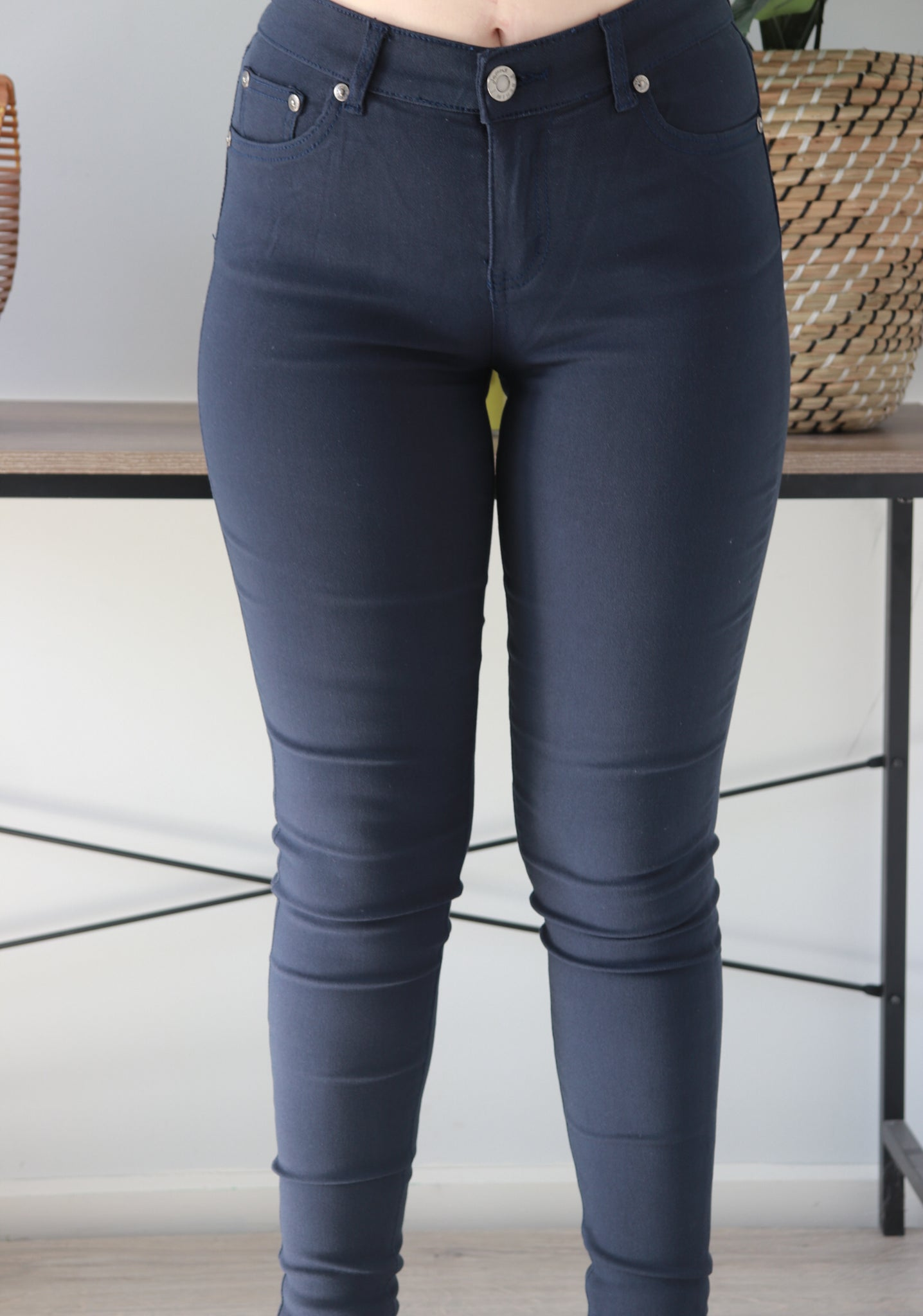 SAMMY | NAVY JEGGINGS