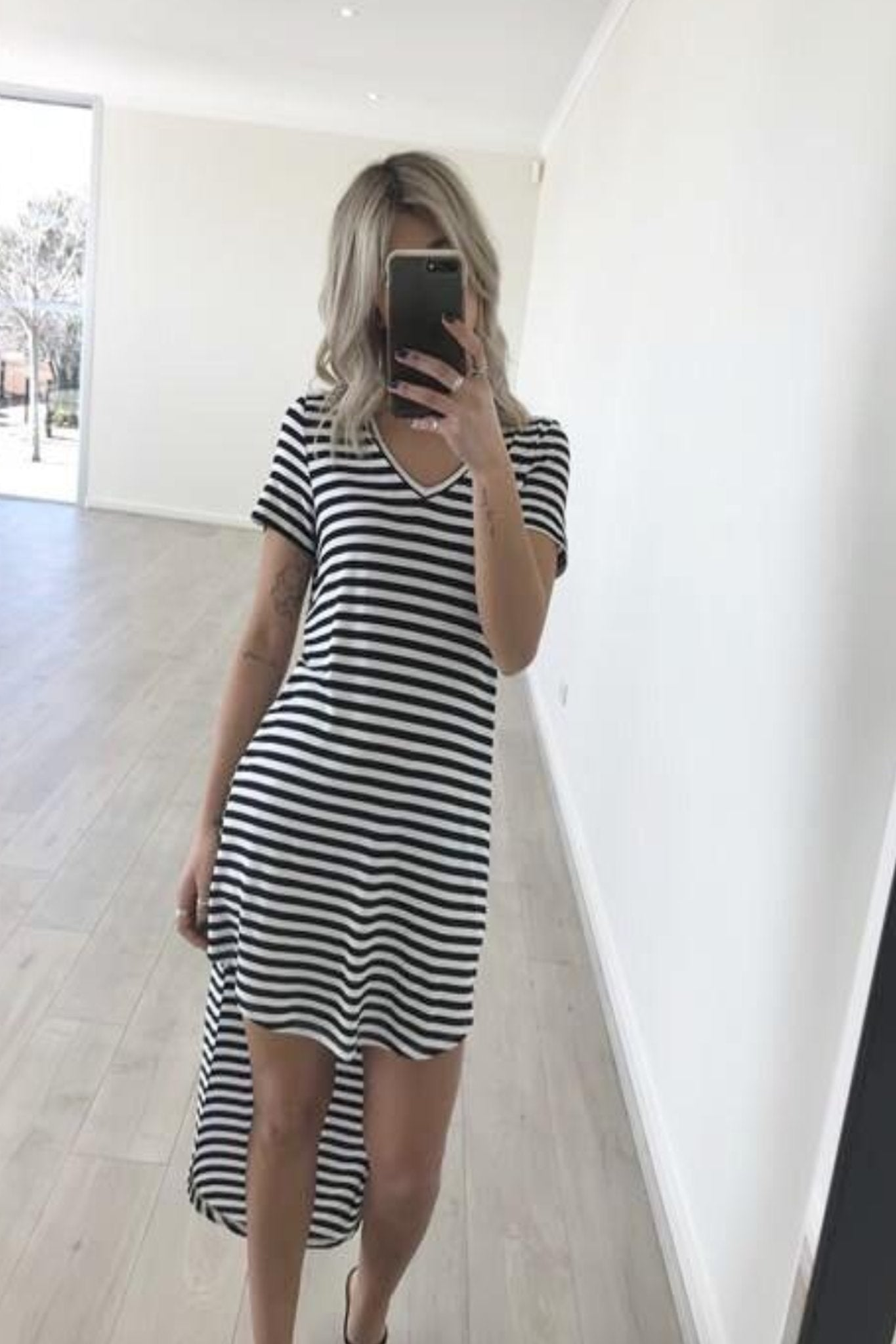 LINA DRESS || BASICS