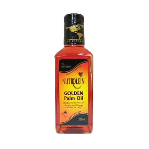 Nutrolein Golden Palm Oil 250ml x2