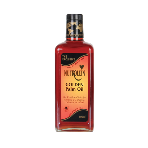 Nutrolein Golden Palm Oil  500ml x2