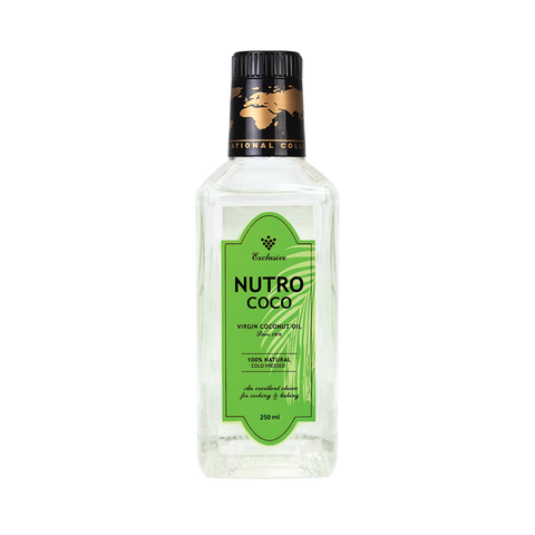 Nutrococo Virgin Coconut Oil 250ml