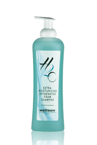 wellsen H2O Extra Moisturizing Oxygenated Foam Shampoo 750ml - Living Proof