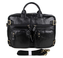 "15.5"" Briefcase/Backpack - 7026A - Jason Gerald"