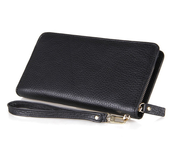 Leather Clutch – 8068A - Jason Gerald