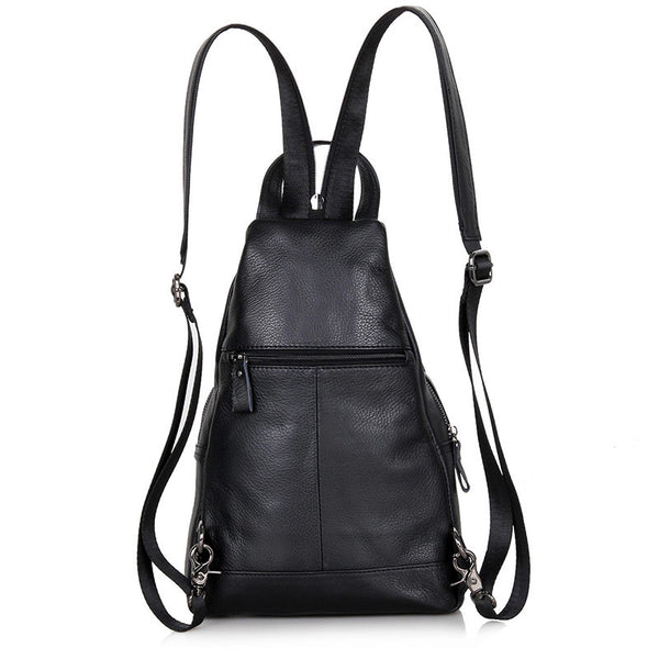 "8.8"" Leather Sling Bag - 4005A - Jason Gerald"