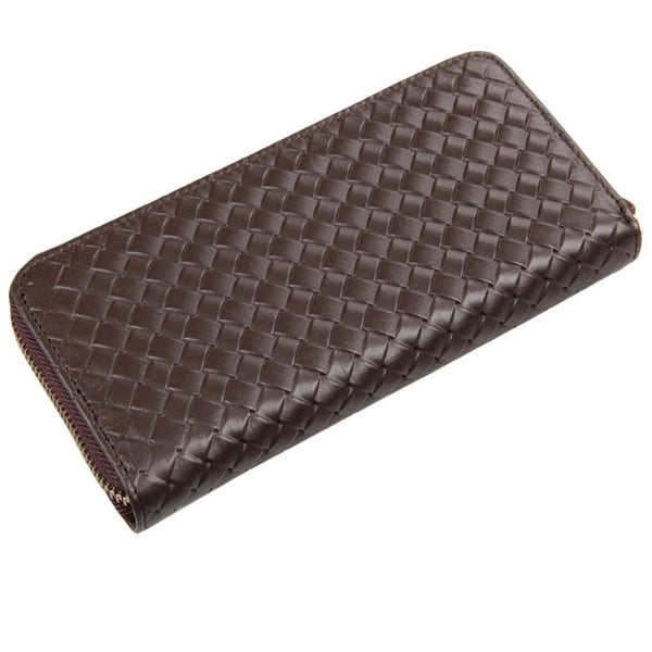 Leather Clutch - 8067C - Jason Gerald