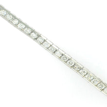 CHANNEL SET DIAMOND BRACELET