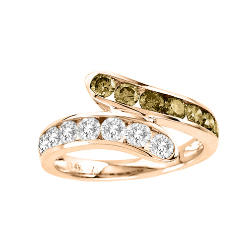 ring brownish fancy solitaire index rings jewelry a brown cut diamond yellow princess
