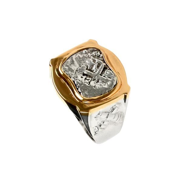 TREASURE COIN RING 33880