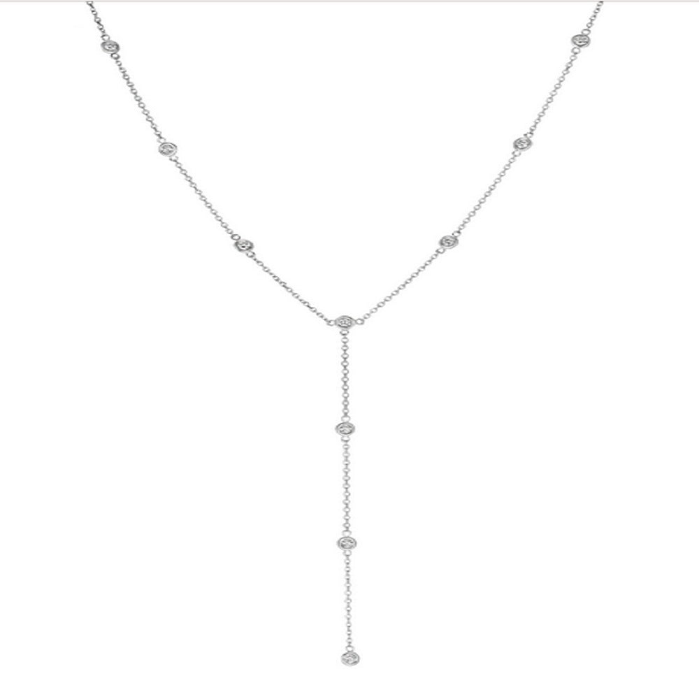DIAMONDS BY YARD Y NECKLACE