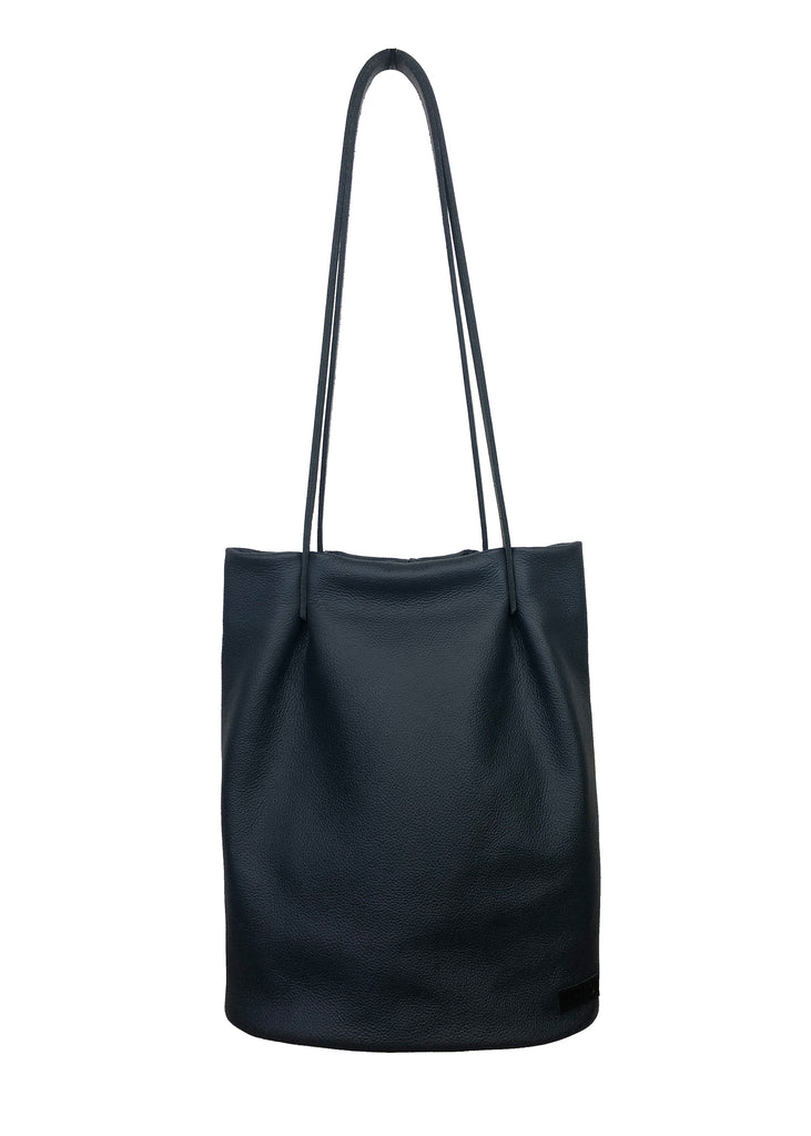 Long Tote in Azure