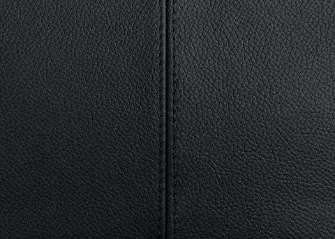 Hold All Leather Wallet in Black