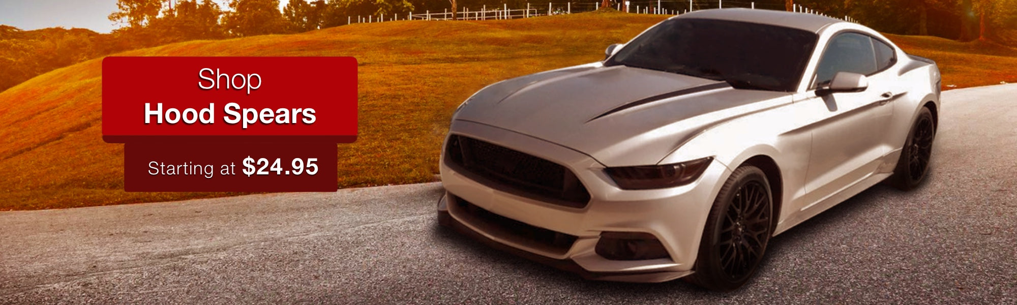 2015 2016 2017 ford Mustang Hood spears cowl decal vinyl product page