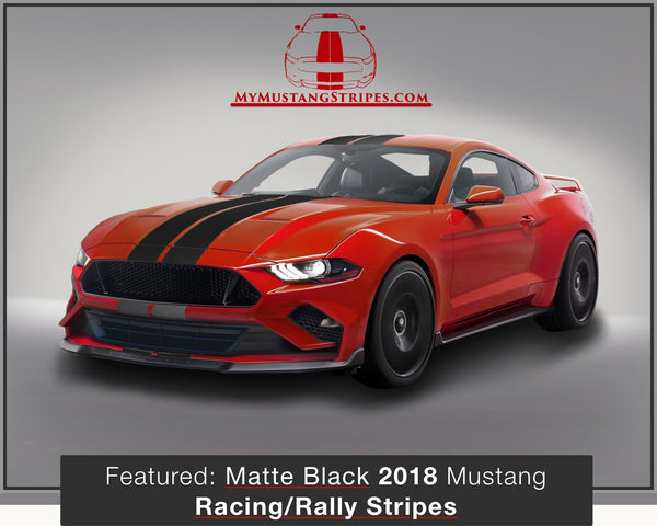 Mustang Decals And Stripes >> Mymustangstripes High Quality Mustang Decals Stripes And More