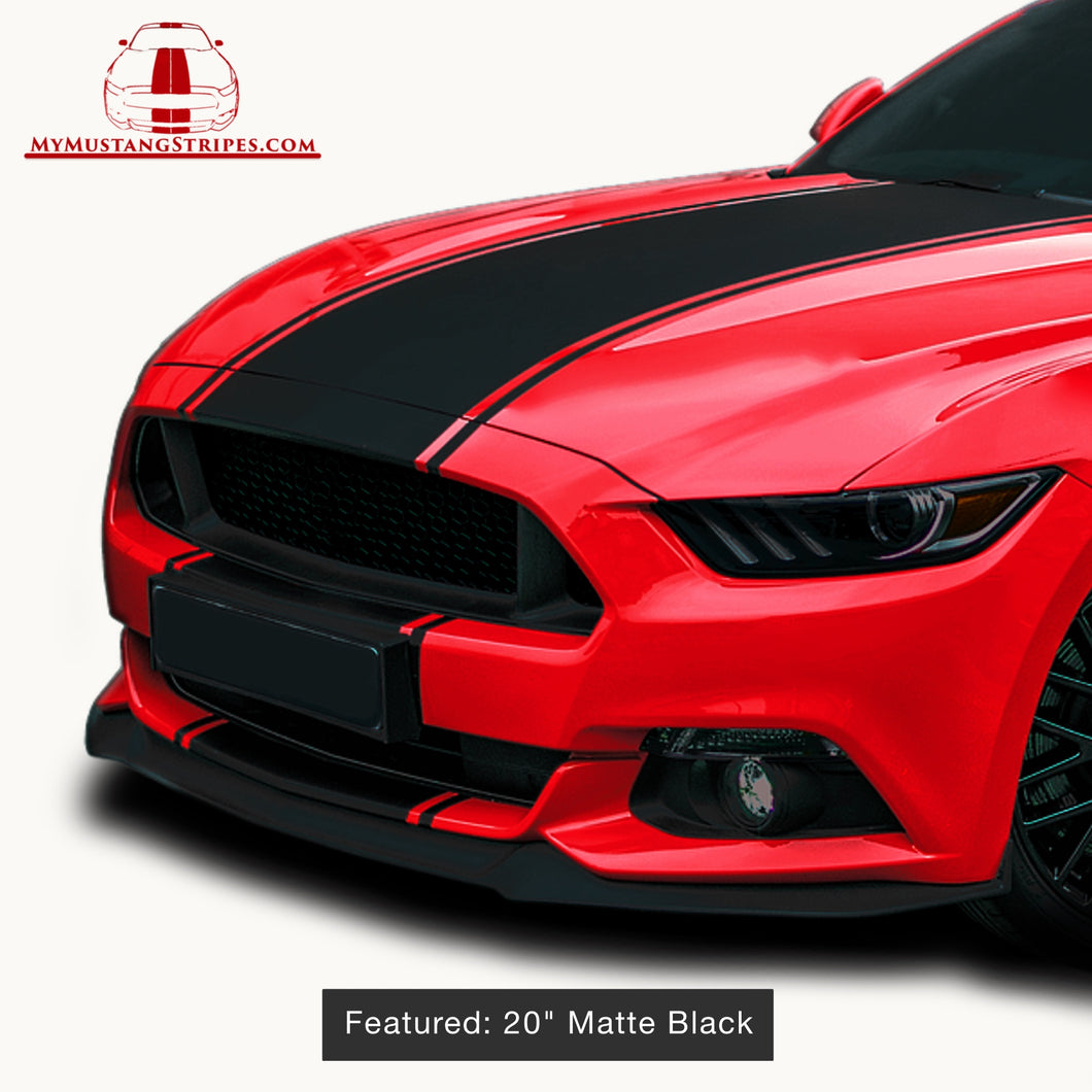 Products My Mustang Stripes
