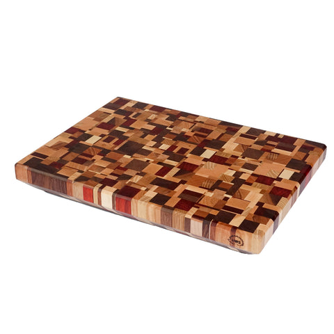 Chaotic Pattern Cutting Board