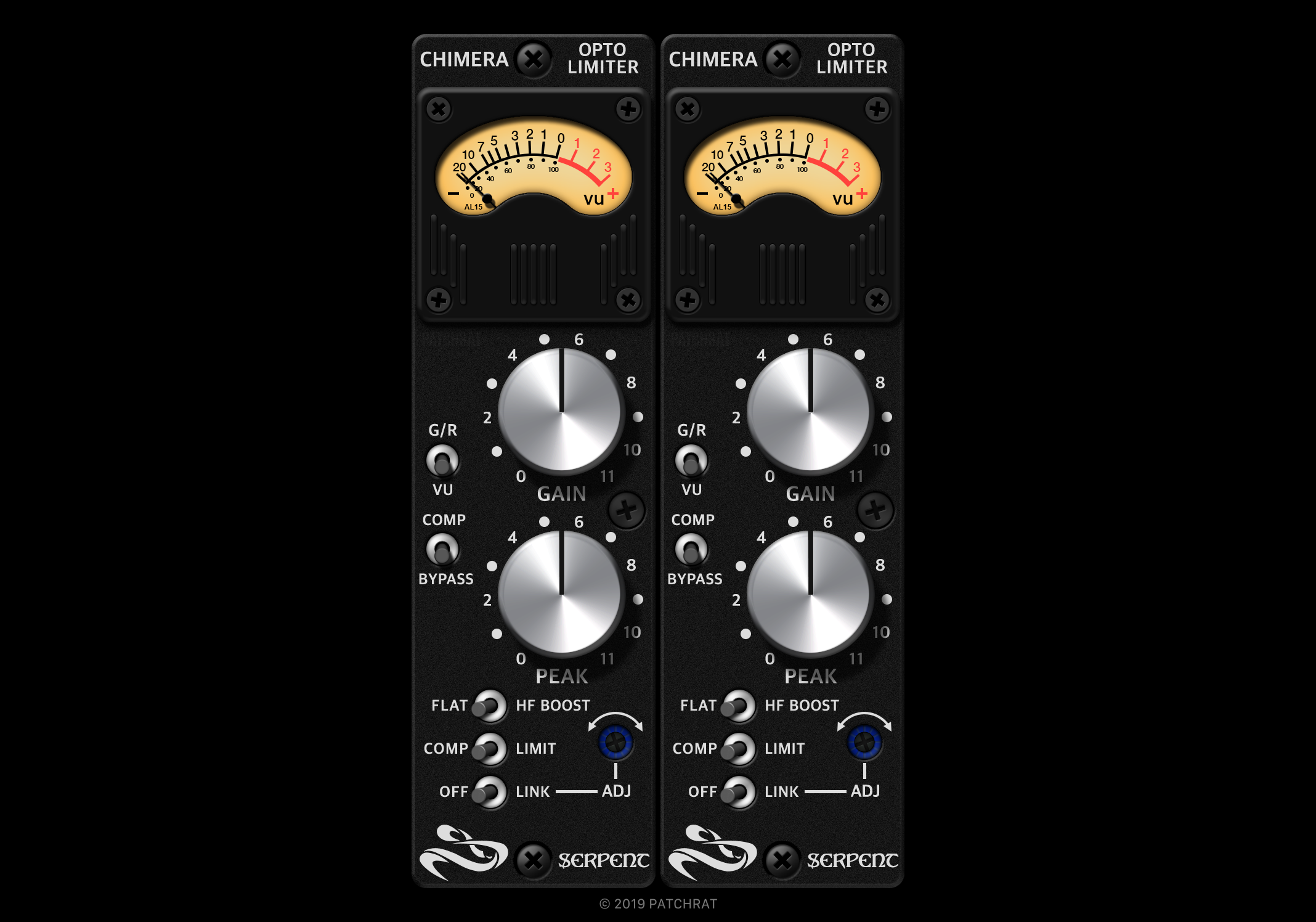 Serpent Audio Chimera – Patchrat