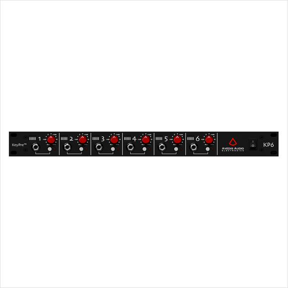 Avedis Audio KP6 KeyPre® Line Amplifier