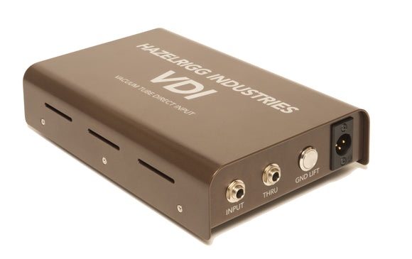 Hazelrigg Industries VDI Single-Channel Tube Direct Box