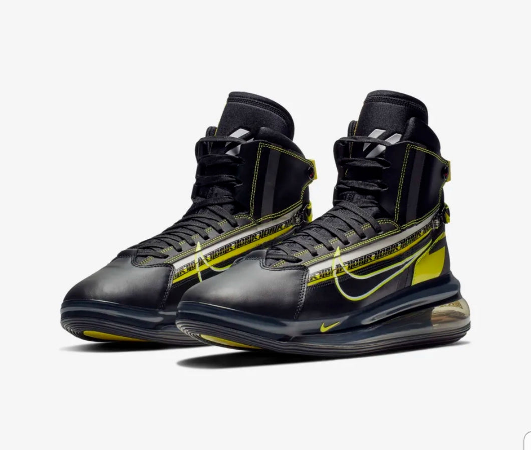 are nike air max 720 basketball shoes