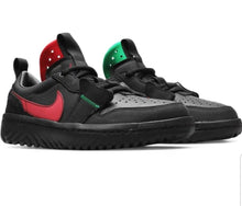 Men's Jordan 1 Low React Fearless / Black
