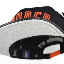 Pro Standard Oklahoma City Thunder  Wordmark NBA Strapback Hat