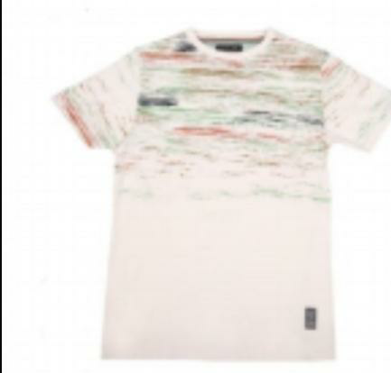 A.Tiziano Lorenzo Men's Short Sleeve Graphic T-Shirt