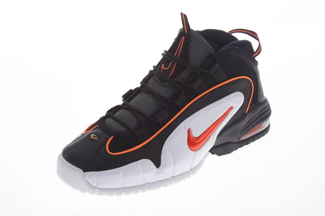 Nike Air Max Penny - Black/Total Orange-White