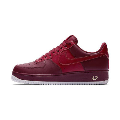 "Men's Nike SF Air Force 1 ""07"" Team Red"