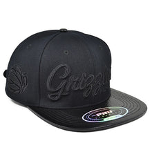 Pro Standard Grizzles Drop Shadow Script NBA Strapback Hat