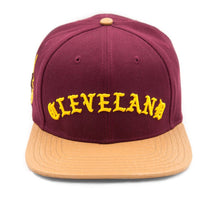 Pro Standard Cleveland Cavilers  Old English NBA Strapback Hat