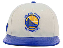 Pro Standard Golden State Warriors Eggshell NBA Strapback Hat