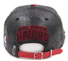 Pro Standard Atlanta Hawks NBA Strapback Hat -All Leather