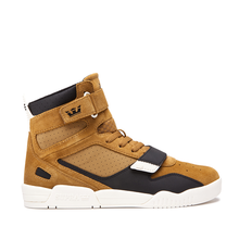 Supra Breaker Tan Basketball Sneakers