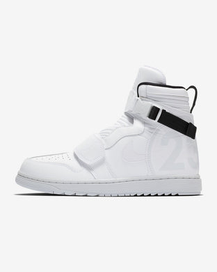 Men's Nike Air Jordan 1 Moto - White
