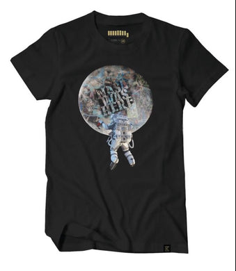deKryptic  NASA™ Astronaut Vandal Augmented Reality T-Shirt
