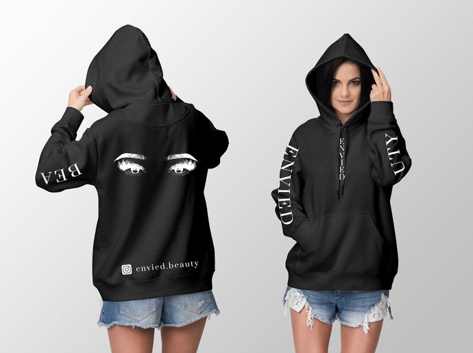 Envied Beauty Hoodies