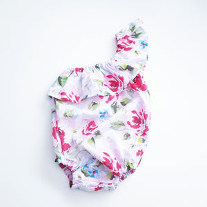 Willow Floral Playsuit -SOLD OUT