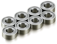 Ball Bearing 8Mm/4Mm/3Mm (10Pcs) - morethandiecast.co.za