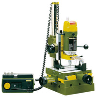 Mill/drill system BFW 40/E, with controller for speeds of 900 - 6,000rpm. - morethandiecast.co.za