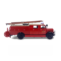 1:43 MAGIRUS DEUTZ S3000 SLG RED 1941 - morethandiecast.co.za