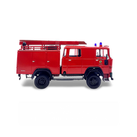 1:43 MAGIRUS-DEUTZ 100 D 7 FA LF8 TS RED - morethandiecast.co.za