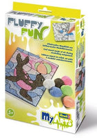My Arts Fluffy Fun - morethandiecast.co.za