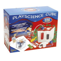 PLAYSCIENCE CUBE -  SAVE THE PLANET -  CONNECTION OF MAN & NATURE - morethandiecast.co.za