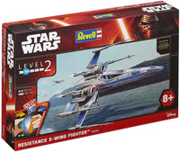 1:50 RESISTANCE X WING FIGHTER STAR WARS - morethandiecast.co.za